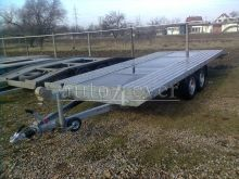 Remorca, Trailer Second hand  Weekend Atlas 2,7t-5mX 2m