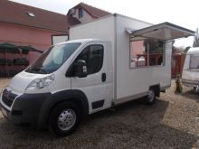 CITROEN JUMPER Rulota Truck food Fast Food  remorca comerciala si in RATE